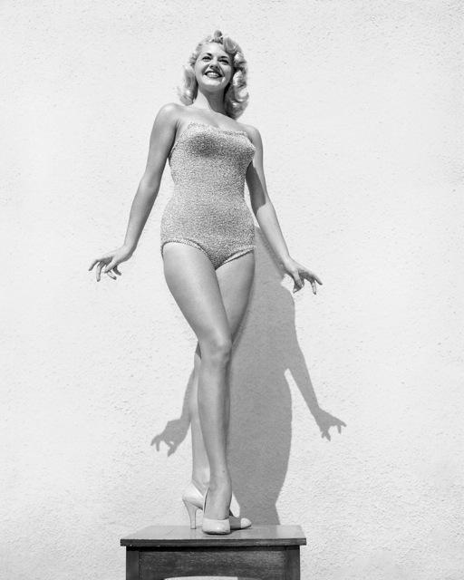 Bob Mizer. 'Unknown Woman, Los Angeles' c 1951