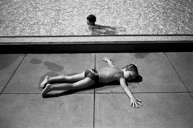 Ingeborg Tyssen. 'Ryde Pool, Sydney' 1981