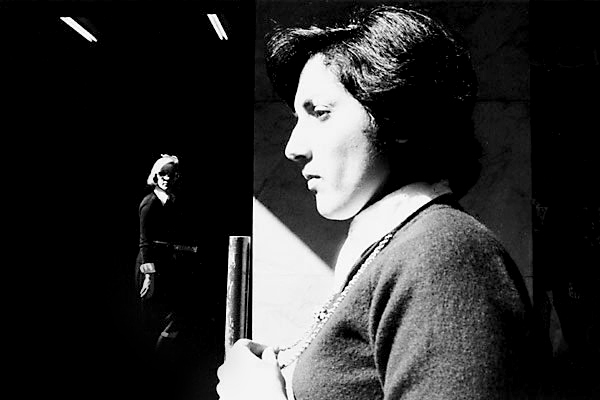 Ingeborg Tyssen. 'Untitled' from the series 'People' 1977