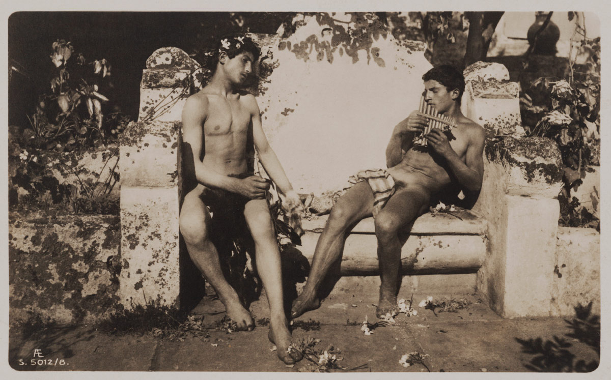 Exhibition: 'nude men: from 1800 to the present day' at ...