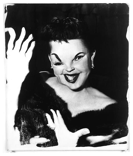 Weegee (Arthur Fellig) American, 1899-1968 'Judy Garland' 1960