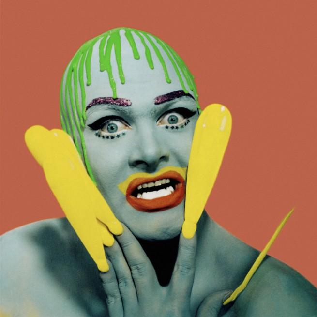 Werner Pawlok. 'Portrait Leigh Bowery 3' 1988