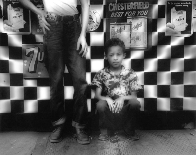William Klein. 'Candy Store, New York' 1955