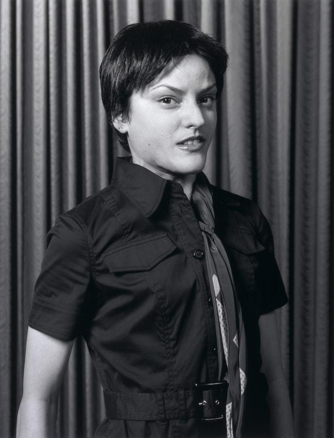 Eliza Hutchison Australian born 1965 'The ancestors' 2004