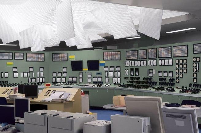 Thomas Demand. 'Kontrollraum / Control Room' 2011