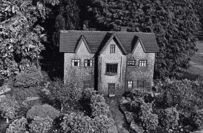 Peter Peryer (New Zealand, 1941-2018) 'Home' 1991