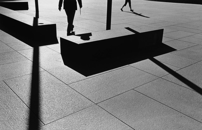 Ray K. Metzker (American, 1931-2014) 'City Whispers: Los Angeles' negative 1981; print 2006