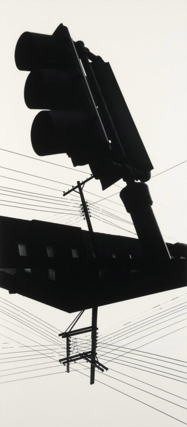 Ray K. Metzker (American, 1931-2014) 'Double Frame: Philadelphia' negative 1965; print 1972