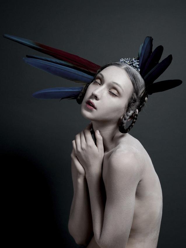 Carine Thévenau Ulda. 'The Arctic Fairy' 2013