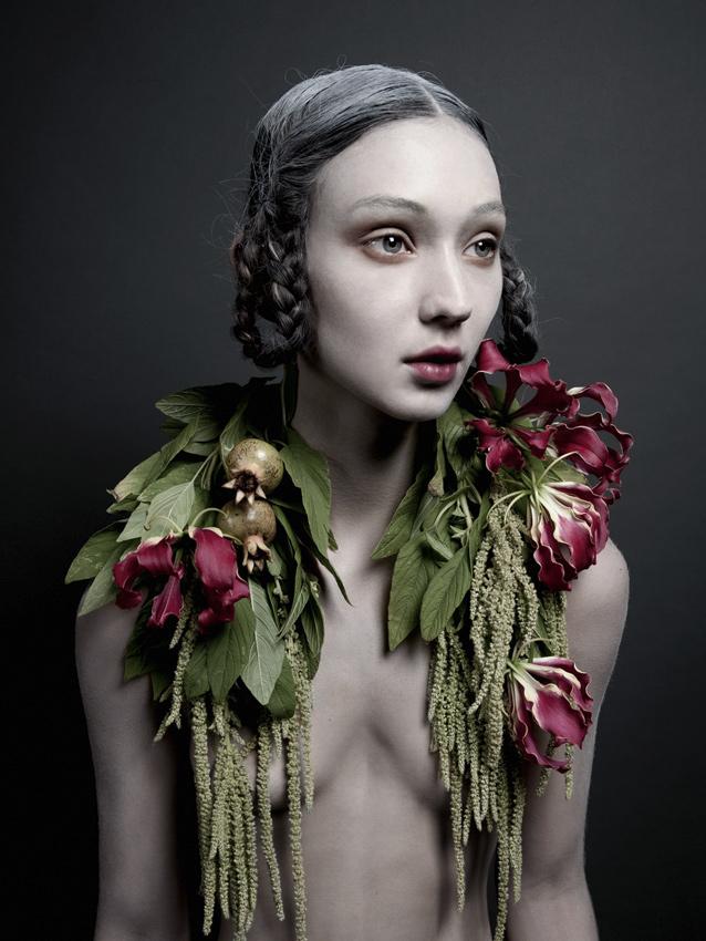 Carine Thévenau. 'Huldra of The Norse' 2013