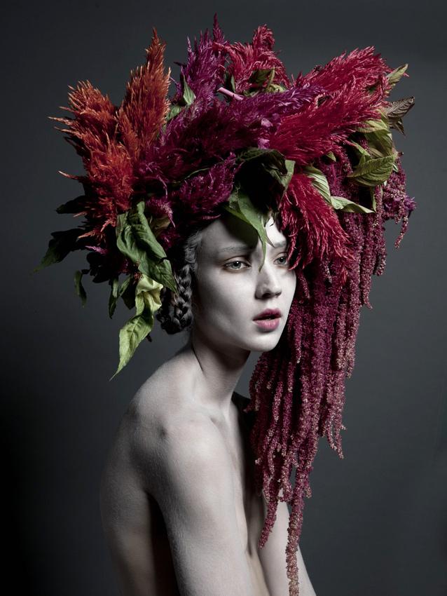 Carine Thévenau. 'Pine Tree Mary' 2013