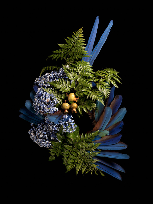 Carine Thévenau. 'Deep Inside Lillomarka' 2013