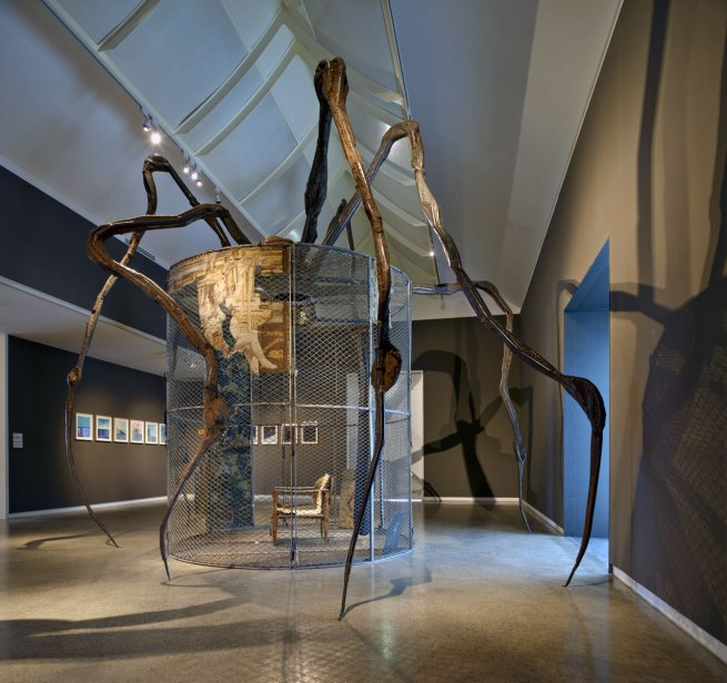 Louise Bourgeois: Late Works installation view Heide Museum of Modern Art, Melbourne Photograph: John Gollings 2012