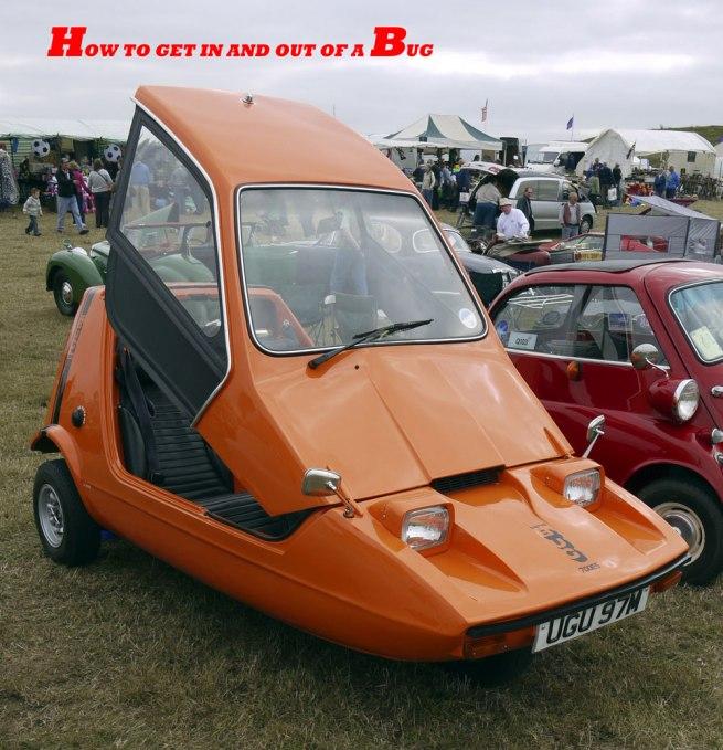 Bond Bug 1970-1974 English