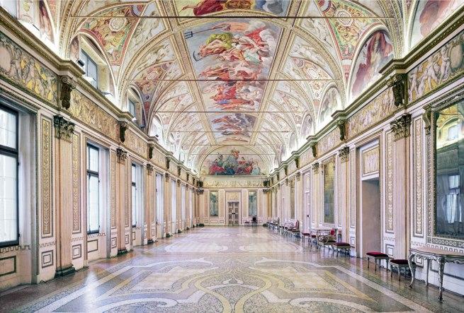 Candida Höfer. 'Palazzo Ducale Mantova I' 2011