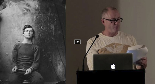 Dr Marcus Bunyan. 'What makes a great photograph?' at CCP, December 2012