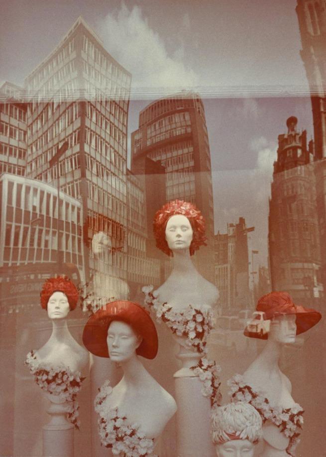 Dmitry Baltermants. 'Show window' Beginning of 1960s