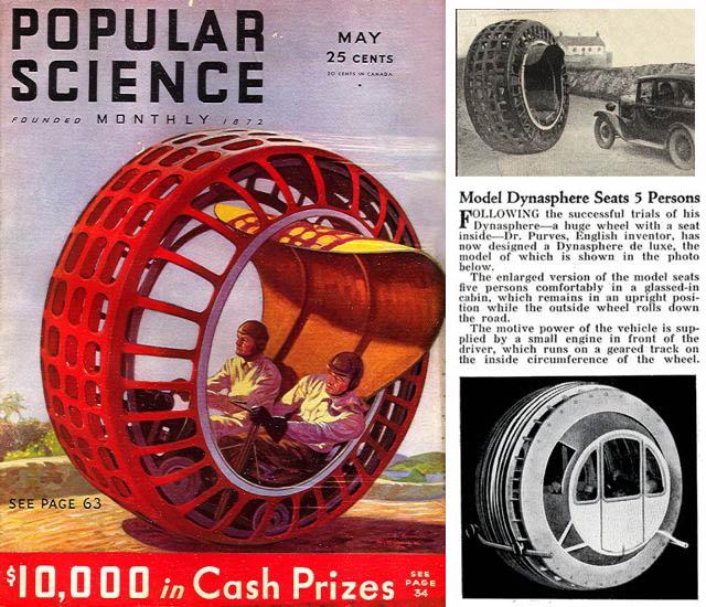 Popular Science Dynosphere