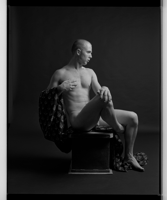 Marcus Bunyan. 'Untitled' 1994 from the series 'Ignudi'