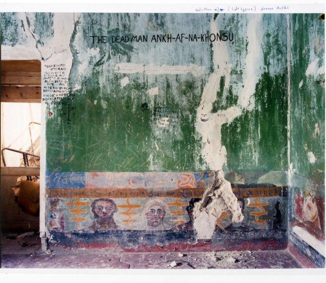 Joachim Koester. 'Room of Nightmares #1' 2005