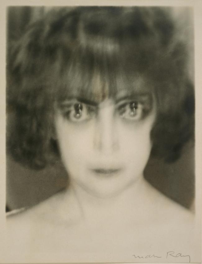 Man Ray. 'Marquise Casati' 1922
