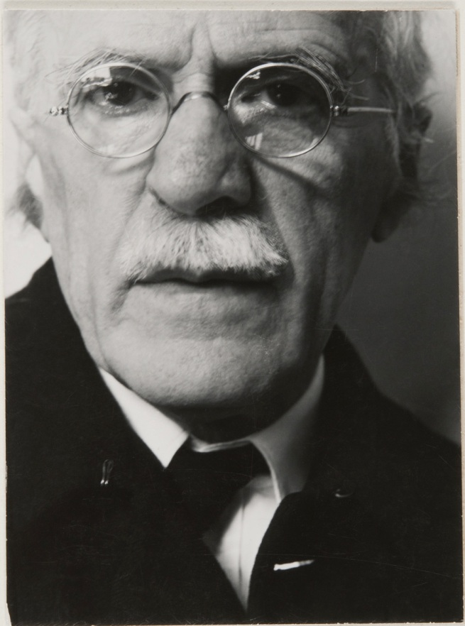 Dorothy Norman, American, 1905 - 1997. 'Alfred Stieglitz IX, New York' 1933