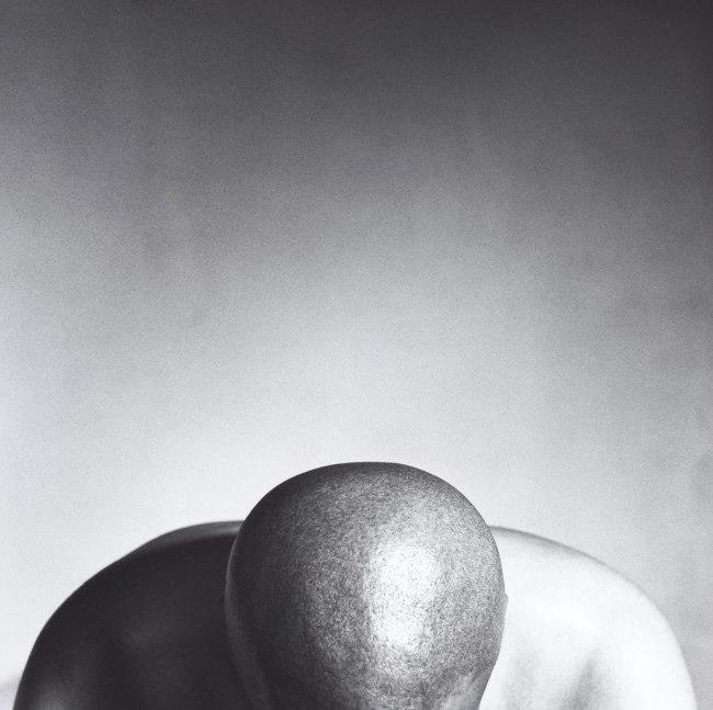 Robert Mapplethorpe. 'Cedric, N.Y.C. (X Portfolio)' 1978