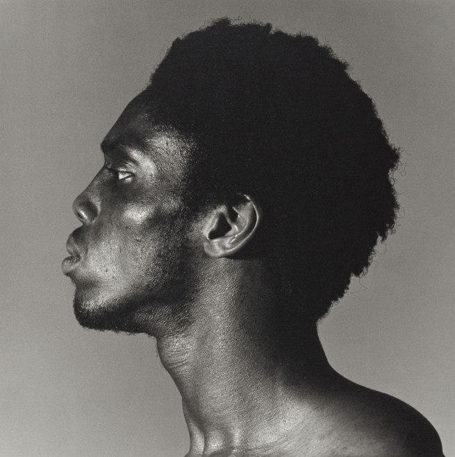 Robert Mapplethorpe. 'Alistair Butler, N.Y.C. (Z Portfolio)' 1980