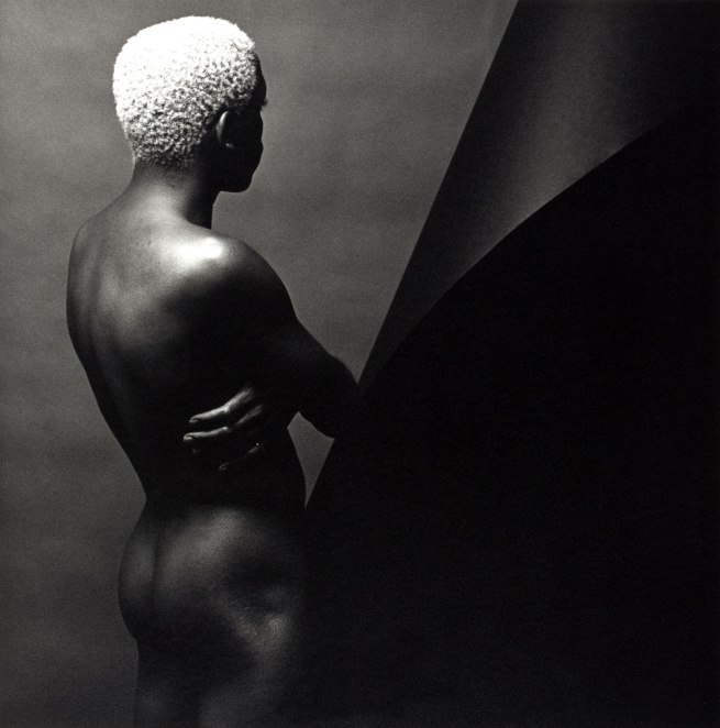 Robert Mapplethorpe. 'Leigh Lee, N.Y.C. (Z Portfolio)' 1980