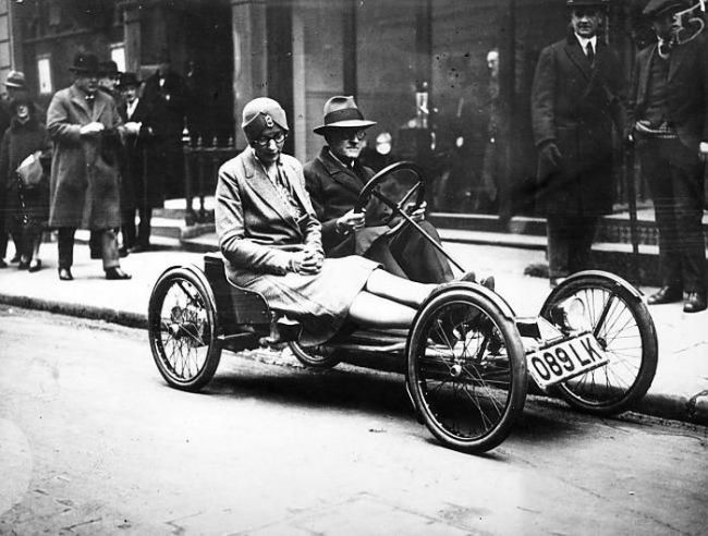 Anonymous motor vehicles