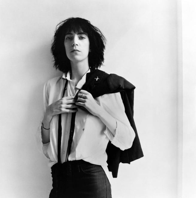 Robert Mapplethorpe. 'Patti Smith' Negative 1975; print 1995