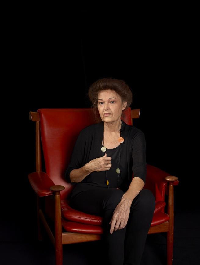 Catherine Opie. 'Mary' 2012