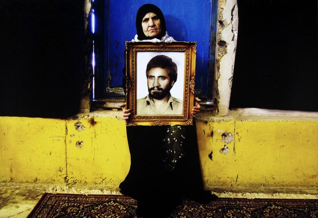Newsha Tavakolian. From the series 'Mothers of Martyrs' 2006