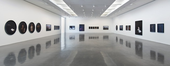 Installation view Regen Projects, Los Angeles February 23 - March 29, 2013  Photography by Brian Forrest