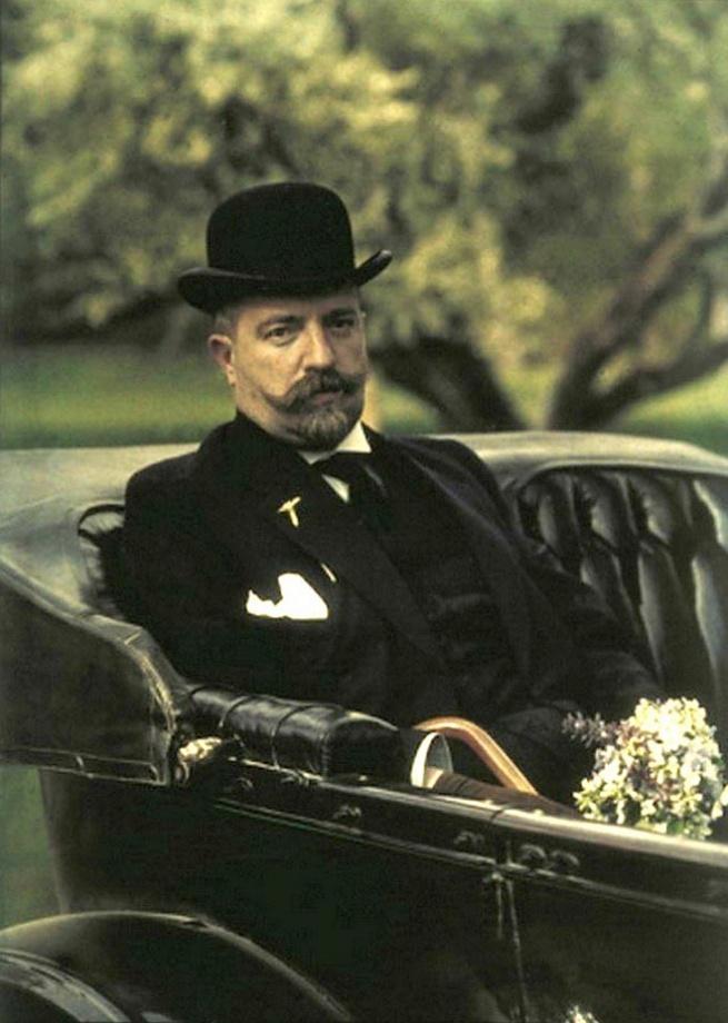 Piotr Vedenisov. 'Andrei Aleksandrovich Kozakov. Yalta' 1911-1912