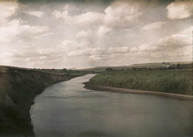 Piotr Vedenisov. 'Nikolskoye Simbirsk province' 1910