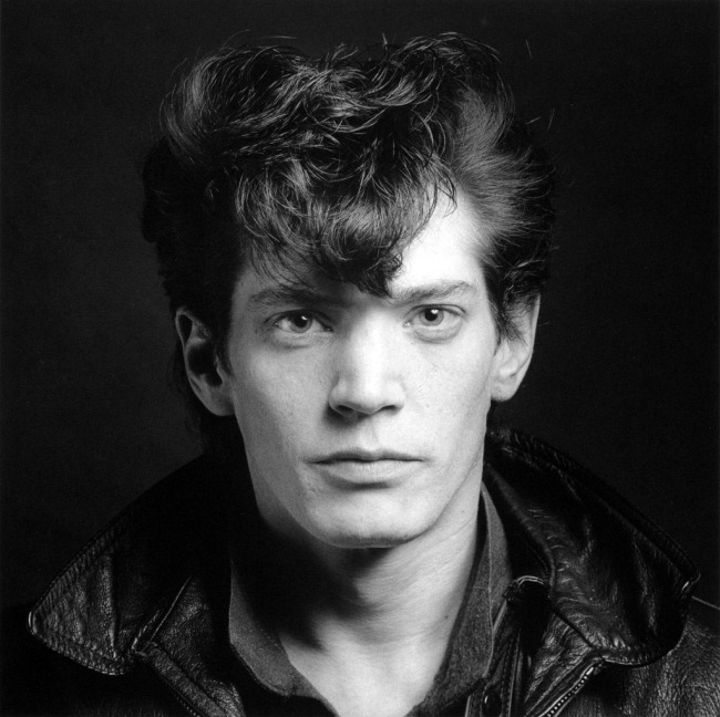 Robert Mapplethorpe. 'Self-Portrait' 1980