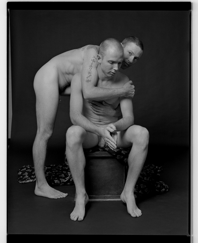 Marcus Bunyan. 'The Lovers (Major Arcana)' 1994 from the series 'Ignudi'