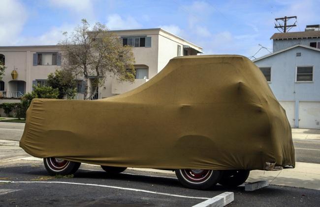 Mike Reid. 'Santa Monica, Los Angeles, USA' Nd