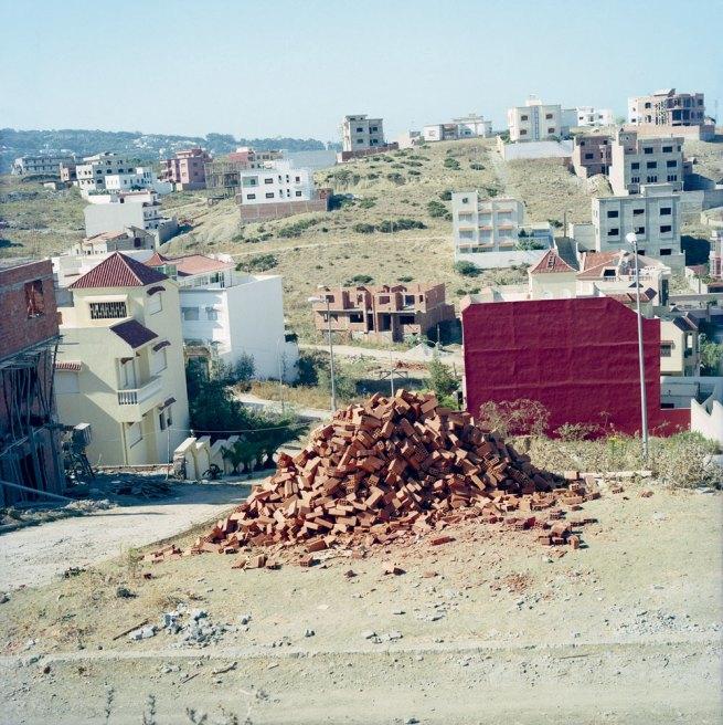 Yto Barrada. 'Bricks (Briques)' 2003/2011