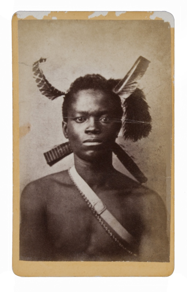 G. F. Williams. 'Studio photograph of a man' South Africa South Africa, late nineteenth century