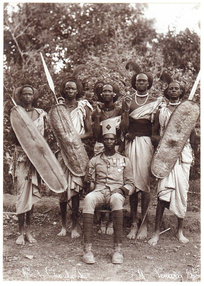 M. Veniery. 'Choubouk' Sudan, early twentieth century