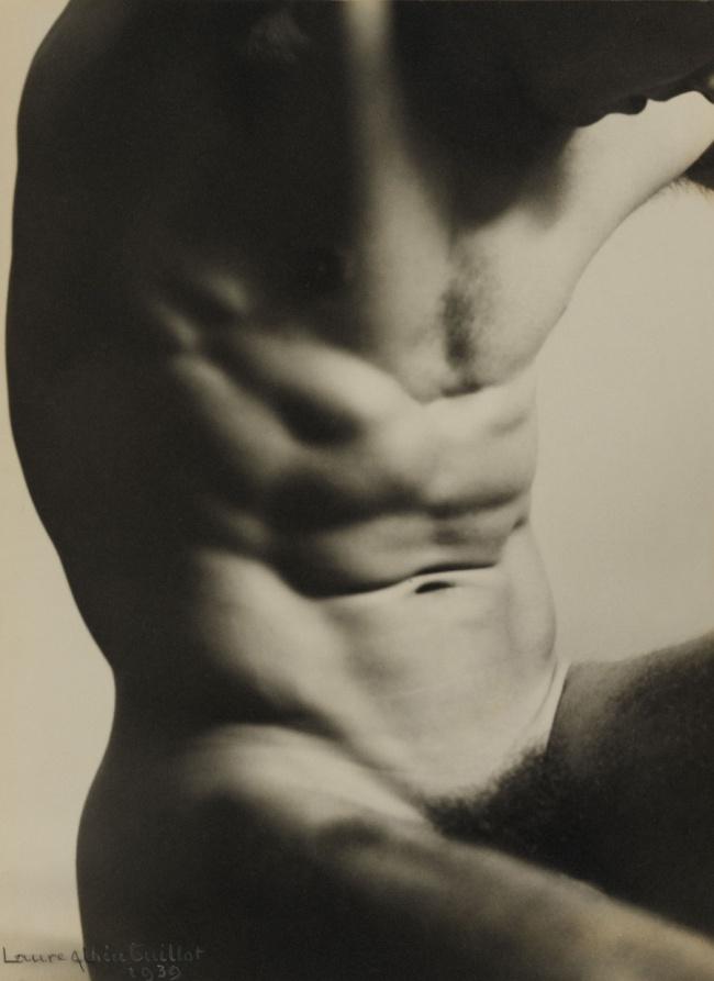 Laure Albin Guillot. 'Étude de nu' 1939
