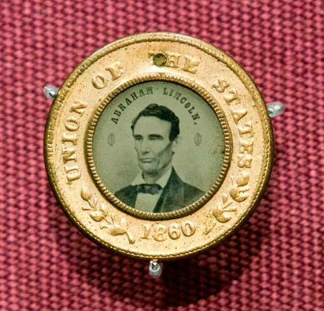 Abraham Lincoln's presidential campaign was one of the first to use photography as a political tool 1860