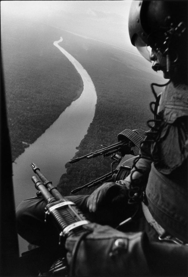 Gilles Caron. 'Vietnam, November 1967' 1967