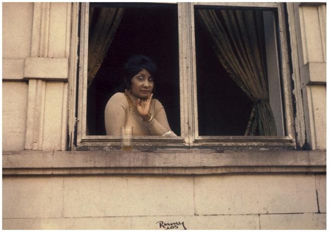 Helen Levitt. 'Projects: Helen Levitt in Color' 1971-74 (detail)