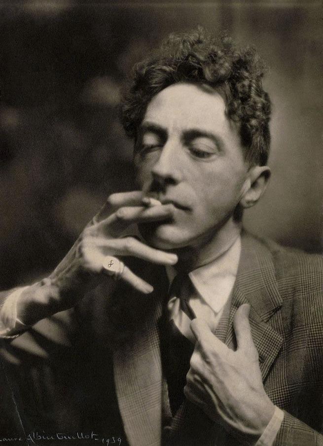 Laure Albin Guillot. 'Jean Cocteau' 1939