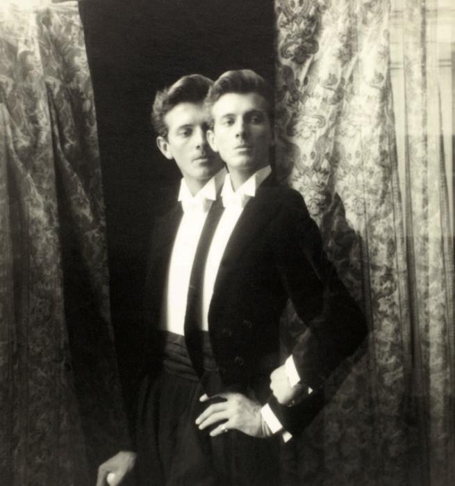 Laure Albin Guillot. 'Hubert de Givenchy' 1948
