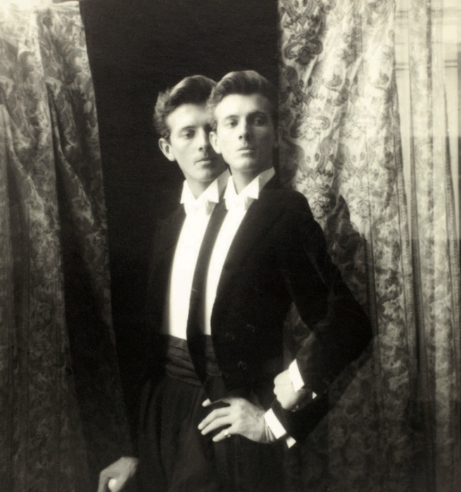 Laure Albin Guillot. 'Hubert de Givenchy'  1948