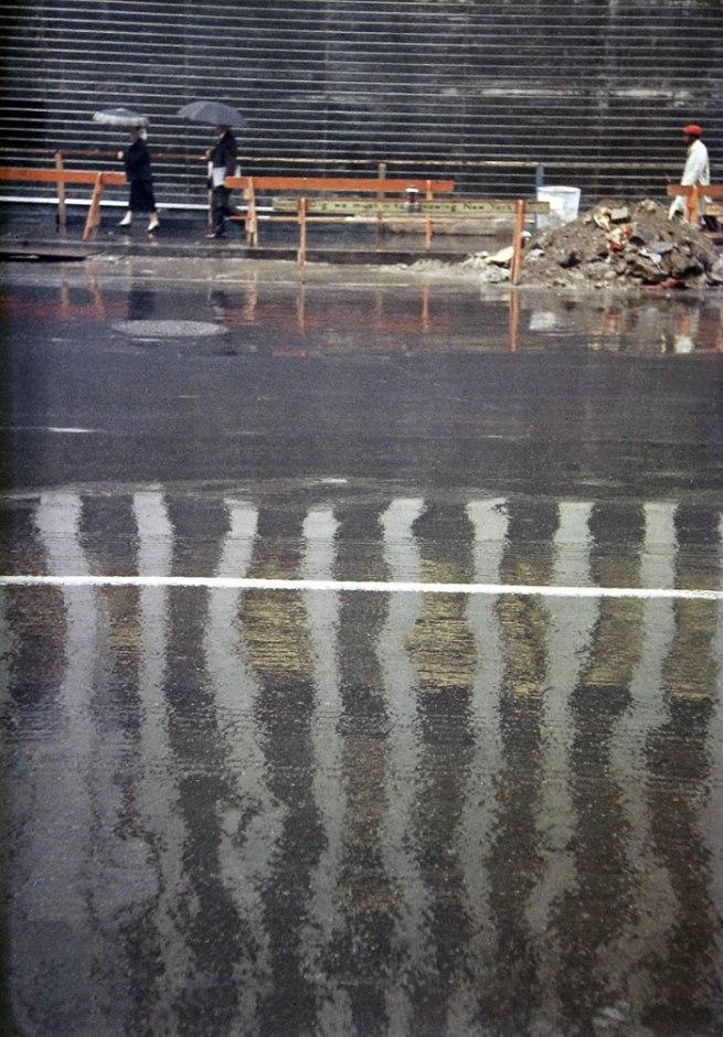 Saul Leiter. 'Street Scene' 1957